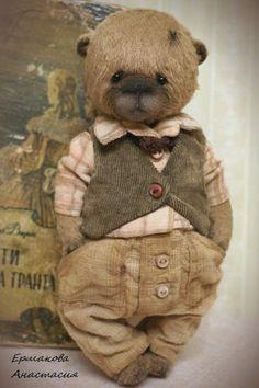 Stepan By Anastasya Ermakova - Bear Pile