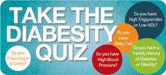 The UltraWellness Diabesity Quiz