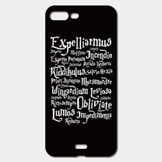 For iPhone 7 7Plus 6S 6 Plus SE 5S 5C 4S iPod Touch 6 5 For Samsung Galaxy S7 S6 Edge S5 Hard PC harry potter quotes Phone Case