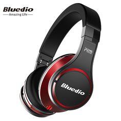 Aliexpress.com: Comprar Bluedio U(UFO) HiFi auriculares inalambricos bluetooth de diadema construidos de aleación de aluminio con ocho altavoces Over Oreja de bluetooth headphone fiable proveedores en Bluedio in Spain Store