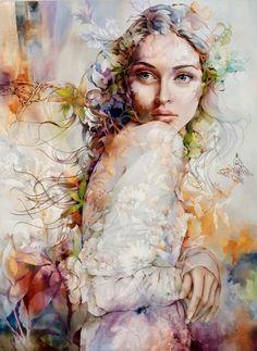 Wendy Ng | Abstract painter
