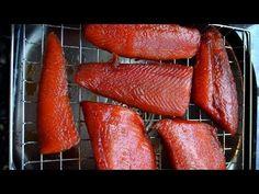 Recipe World How To Smoke Salmon - Easy Smoked Fish Recipe - Recipe World
