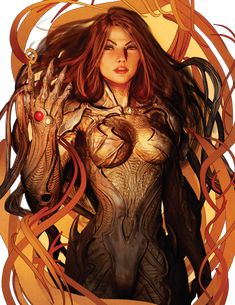 The Comic Vine's Top 30 female comic book characters. - Gen. Discussion - Comic Vine