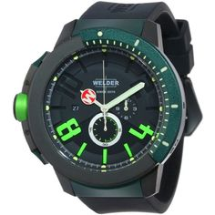 Welder Unisex 300 K44 Oversize Watch * Click on the image for additional details. (This is an affiliate link) #Accessories