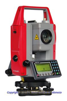 Total Station PENTAX R-1500 Series