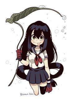 Tsu chan looks so pretty