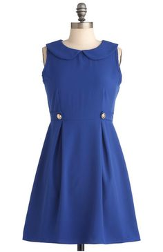Such a cute peter pan collar dress! I have one like that from J Crew!