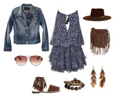 """""""♥"""" by macopa on Polyvore featuring mode, Soul Journey Jewelry, Solillas, Glamorous, Elizabeth and James, Mossimo, BCBGMAXAZRIA et Ashley Pittman"""