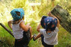 Heart Felt bonnets on the golden adventures of...: Country Life pt.1