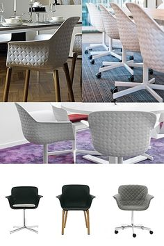 Lavenham Executive design by Patricia Urquiola