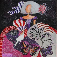 Raquel de Bocos Menina serie Octubre 2012
