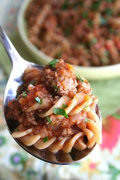 Bison Bolognese. (Tried; this was omg fantastic! What a clean tasting red sauce .. I expected the bison to taste gamey; it did not. I added fresh chopped basil instead of the Italian spices. As the author posts, it is very good with whole wheat pasta.)