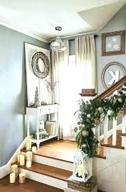 Decor Ideas For Stair Landings Google Search Staircase Decor Stairway Decorating Stair Landing Decor