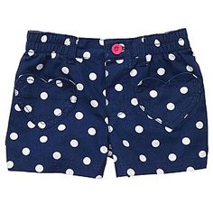 Carters Toddler Girl's Shorts Heart Pockets Polka Dot - Baby - Baby & Toddler Clothing - Bottoms