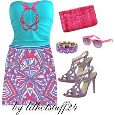 """""""Untitled #3140"""" by lilhotstuff24 on Polyvore"""