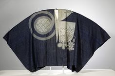 "Africa | Man's Robe (""Agbada"") from the Yoruba people of Nigeria 