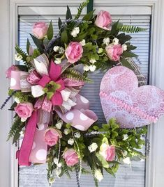 Affordable Valentine's Day Shabby Chic Decorations On A Budget 45 - Affordabl. - Affordable Valentine's Day Shabby Chic Decorations On A Budget 45 – Affordable Valentine's D - Diy Spring Wreath, Diy Wreath, Grapevine Wreath, Wreath Ideas, Valentine Day Wreaths, Valentines Day Decorations, Valentines Diy, Shabby Chic Hearts, Bouquet