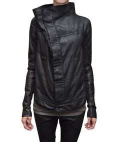 Rick Owens + I love this jacket more than any other I have seen all winter