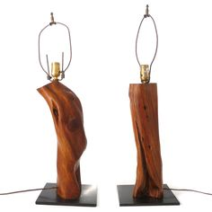 Wimpelkette - Holz - Tree Branch Lamps