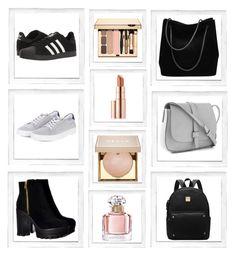 """#look26"" by andreiasofia-98 on Polyvore featuring Polaroid, adidas, Barbour, Gap, Gucci, Guerlain, Stila and Estée Lauder"