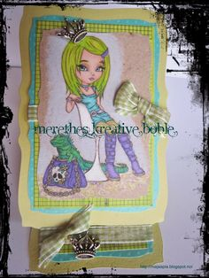 Merethes Kreative Boble