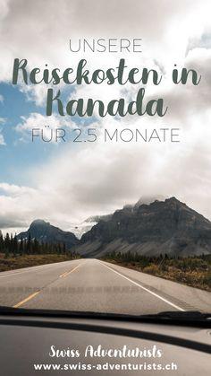 Wieviel kostet eine Reise nach Kanada? Erfahre jetzt ganz genau, wieviel Budget du für eine Reise nach Kanada einplanen musst. Wir waren als Paar unterwegs und haben versucht, so wenig wie möglich auszugeben. Du wirst überrascht sein, wie günstig Kanada tatsächlich sein kann!  #kanada #reisetipps #reiseblog #travelcouple #banff #jasper #morainelake #kanadareise #fernweh #globetrotter #weltreise #roadtrip #hertz #mietwagen #rockymountains #reisekosten #abenteuer Moraine Lake, Rocky Mountains, Globetrotter, Roadtrip, Banff, Budget, Nature, Travel, Canada Travel