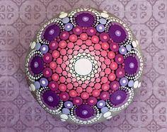 Mandala Stone Junior by KimberlyVallee on Etsy