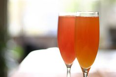 Raspberry Bellini Recipe