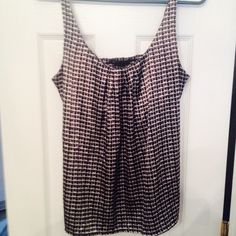 Very cute New York&Company Tank Top! Size small great for a night out or looks great with a blazer for a professional setting. New York & Company Tops Tank Tops