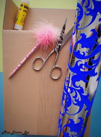 Miss Emma Lys: DIY range-documents Range Document, Home, Organizers, Cartonnage Tutorials, Handicraft, Desk