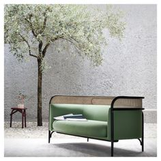 mFratesi - Targa Lounge sofa for Gebruder Thonet [2015]