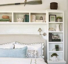 betsy burnham bedroom - love the pillows!