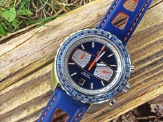44mm Straton Syncro Automatic Chronograph from an Average Joe's perspective