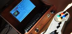 8 maneras de construir un ordenador portátil con una Raspberry Pi #raspberrypi #diy #makers