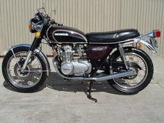 Cherry 1974 Classic Honda cb550