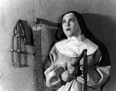 Flogging Nun
