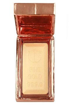 Charlotte Tilbury 'Bar of Gold' Light-Reflecting Highlighter (Limited Edition) available at #Nordstrom