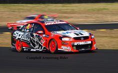 Garth Tander - HRT - Sydney Motorsport Park 400 - 2015