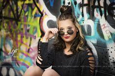 Senior Pictures | Urban | Grunge | Punk | Graffiti | Theme | Bricie Troglia Photography © 2016