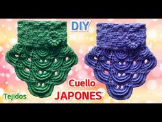 Crochet Necklace, Crochet Patterns, Stitch, Knitting, Crafts, Ideas Para, Jewelry, Google, Youtube