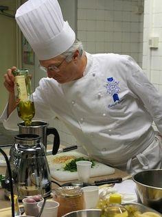 Chef Paul of Le Cordon Bleu