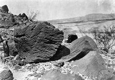 Ventifact 1871 USGS - Timothy H. O'Sullivan - Wikipedia