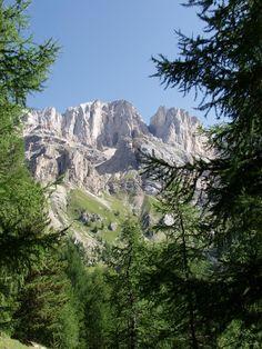 Marmolada - Dolomite - a stunning area