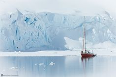Icebergs: Photos by Martin Bailey | Inspiration Grid | Design Inspiration