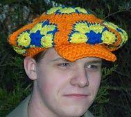 Free Crochet Patterns In South Africa : Free Crochet African Flower Motif Hat Pattern... http ...
