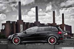 VW Golf Sport   car images   Desktop Background