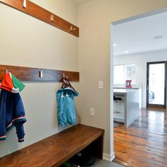 Modern Mudroom Design Ideas, Pictures, Remodel, and Decor - page 6