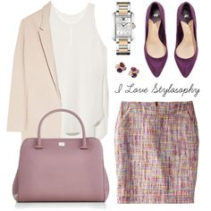 201309-05 No.26 Suit by trista-c on Polyvore featuring мода, 3.1 Phillip Lim, Halston Heritage, Merona, H&M, Dolce&Gabbana and Ted Baker