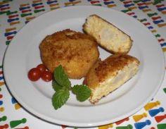 Blumenkohl-Käse-Medaillons (Resteverwertung)