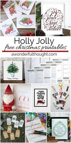 Holly Jolly Christma